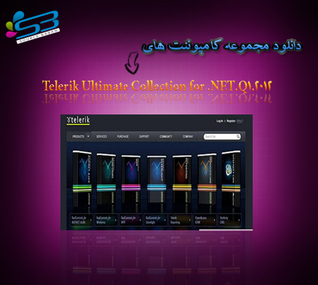 Telerik Ultimate Collection for .NET.Q1.2012