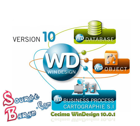 Cecima WinDesign 10.0.1