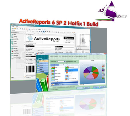 ActiveReports 6 SP 2 Hotfix 1 Build