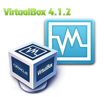 نرم افزار کامپیوتر مجازی VirtualBox 4.1.2