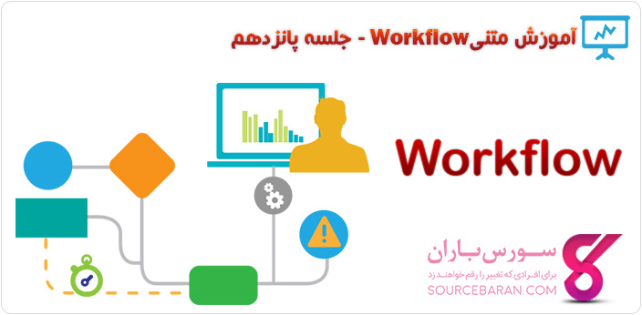آموزش Workflow – آموزش کار با اکتیویتی Flowchart