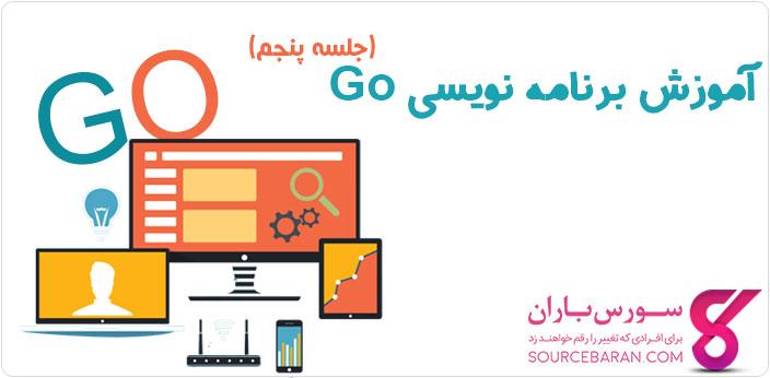 آموزش برنامه نویسی Go – کار با متغیر های برنامه نویسی GO