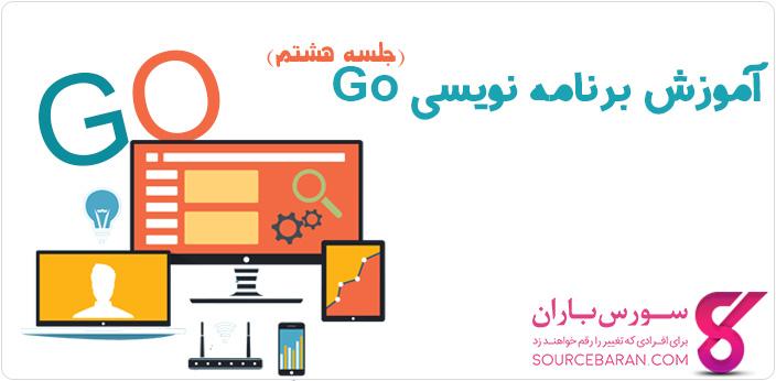 آموزش کار با حلقه ها در برنامه نویسی GO