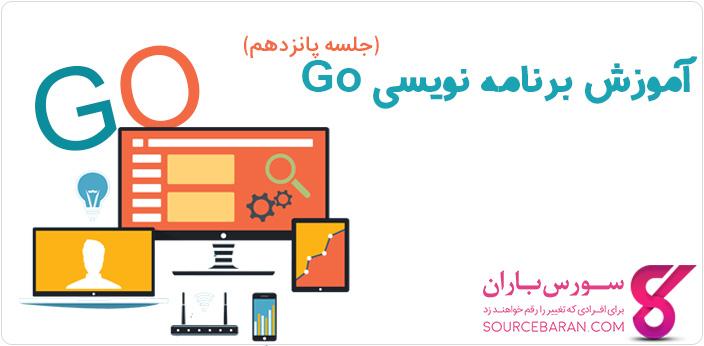 آموزش کار با نقشه ها در برنامه نویسی GO